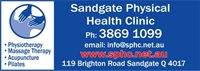 Sandgate Physical Health Centre